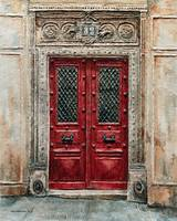 Parisian Door No.82