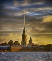 Sunrise On the Neva