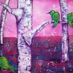 """Sweet Tweet"" by ArtPrints"