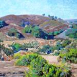 """Rattlesnake Mountain San Diego County"" by RDRiccoboni"