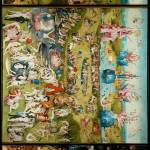 """Hieronymus Bosch: The Garden of Earthly Delights"" by animationarchive"
