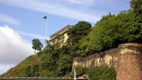 Nottingham Castle: What's Left of It...