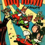 """Toy Town Comics (1945)"" by animationarchive"