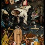 """Hieronymus Bosch: Hell"" by animationarchive"