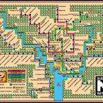 """Washington Metro Map (2018)"" by originaldave77"