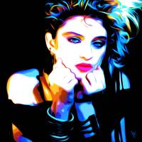 """Madonna - Madonna - Pop Art"" by wcsmack"