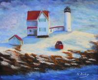 Nubble winter