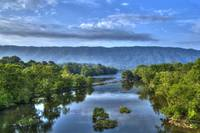 Sunday On Holston River (24X16)