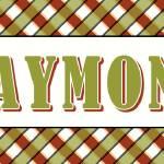 """""""RAYMOND"""" by marymase"""