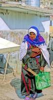 The Old Woman In the Camp