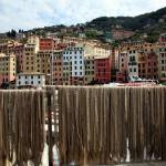 """Fishing Nets of Camogli"" by DonnaCorless"