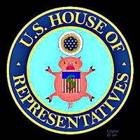 U.S Representatives Seal