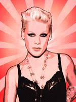 P!nk - Pink - So What! - Pop Art