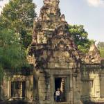 """Cambodia, Angkor Thom ruins"" by AppleCoreStudio"