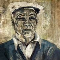 Ben Hogan Portrait Golf Legend