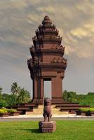 Cambodia, Independence Monument-2