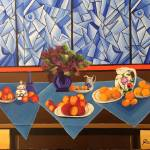 """""""APPLES,ORANGES,PEACHES."""" by ROFFEART"""