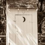 """Antique Outhouse"" by photocatphoto"