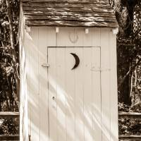 Antique Outhouse Art Prints & Posters by Anthony L. Sacco
