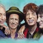 """Rolling Stones"" by MelanieD"