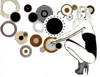 Contempary Fashion Illustration