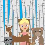 """""""Mother Nature and Animal Friends"""" by ValeriesGallery"""