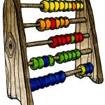 """abacus_calculate"" by DanielaHartlHeisan"