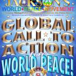 """Global Call to Action for World Peace"" by DonThornton"
