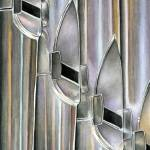 """Organ Pipes"" by joeyartist"