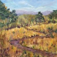 22 X 22 Oil on Board Art Prints & Posters by Consuelo Yznaga-Davis