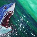 """""""Great White Gauntlet"""" by ArtPrints"""