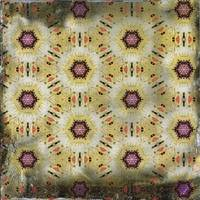 Modern Abstract Pattern Artichoke