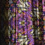 """Lavender Provence Curtain Modern Art"" by GinetteCallaway"
