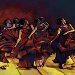 """""""flow dancers"""" by jaywilloughby"""