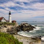 """Portland Head Light"" by NjordPhotography"