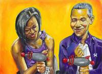 The Obama's Ray Gun Rebels Edition