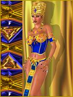 1Serpent-Goddess-Jewelled-Outfit1-TOPAZ-FRAME