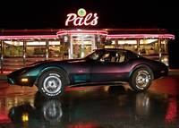 Pals Show Corvette Stingray by Adam Miedema