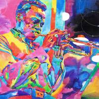MILES DAVIS BEBOP Art Prints & Posters by David Lloyd Glover