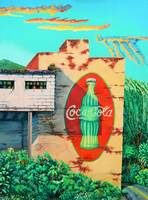 Coca-Cola in the Green
