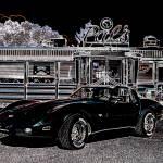 """""""Corvette Stingray at Pal"""