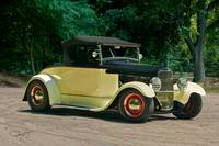 1929 Ford Model A Rumble Seat Roadster