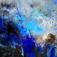 abstract 694180 Art Prints & Posters by pol ledent