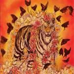 """Black Chain Tigress"" by GODDESSVIRAGO"