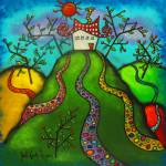 """""""All Roads Lead Home"""" by juliryan"""