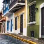 """Old San Juan Street Charm I"" by George_Oze"