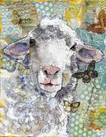 Shorn This Way! Sheep Print
