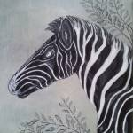 """The Determined Zebra"" by nemo1"