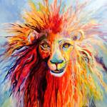 """Lion of Judah"" by lillianjaynealart"