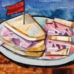 """Deli Sandwich"" by megancoyle"